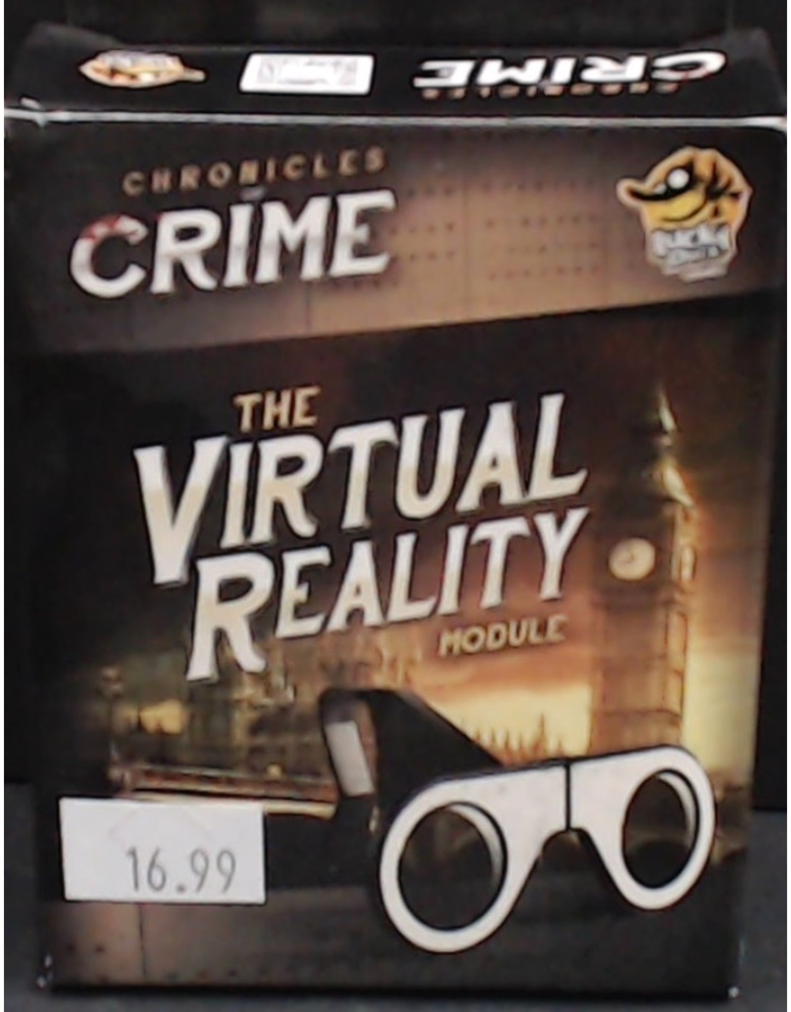 Chronicles of Crime The Virtual Reality Module