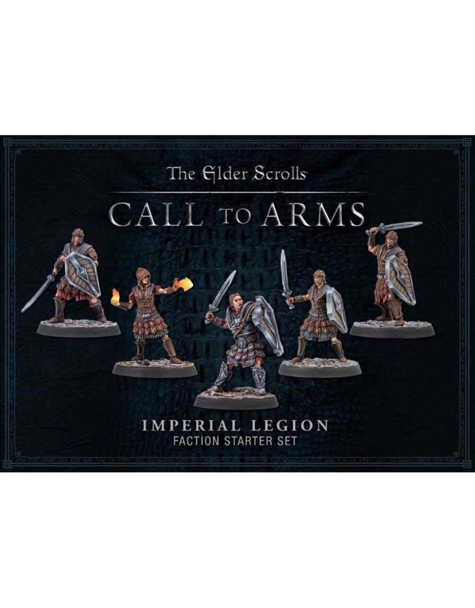 The Elder Scrolls Call to Arms Imperial Faction Starter Set
