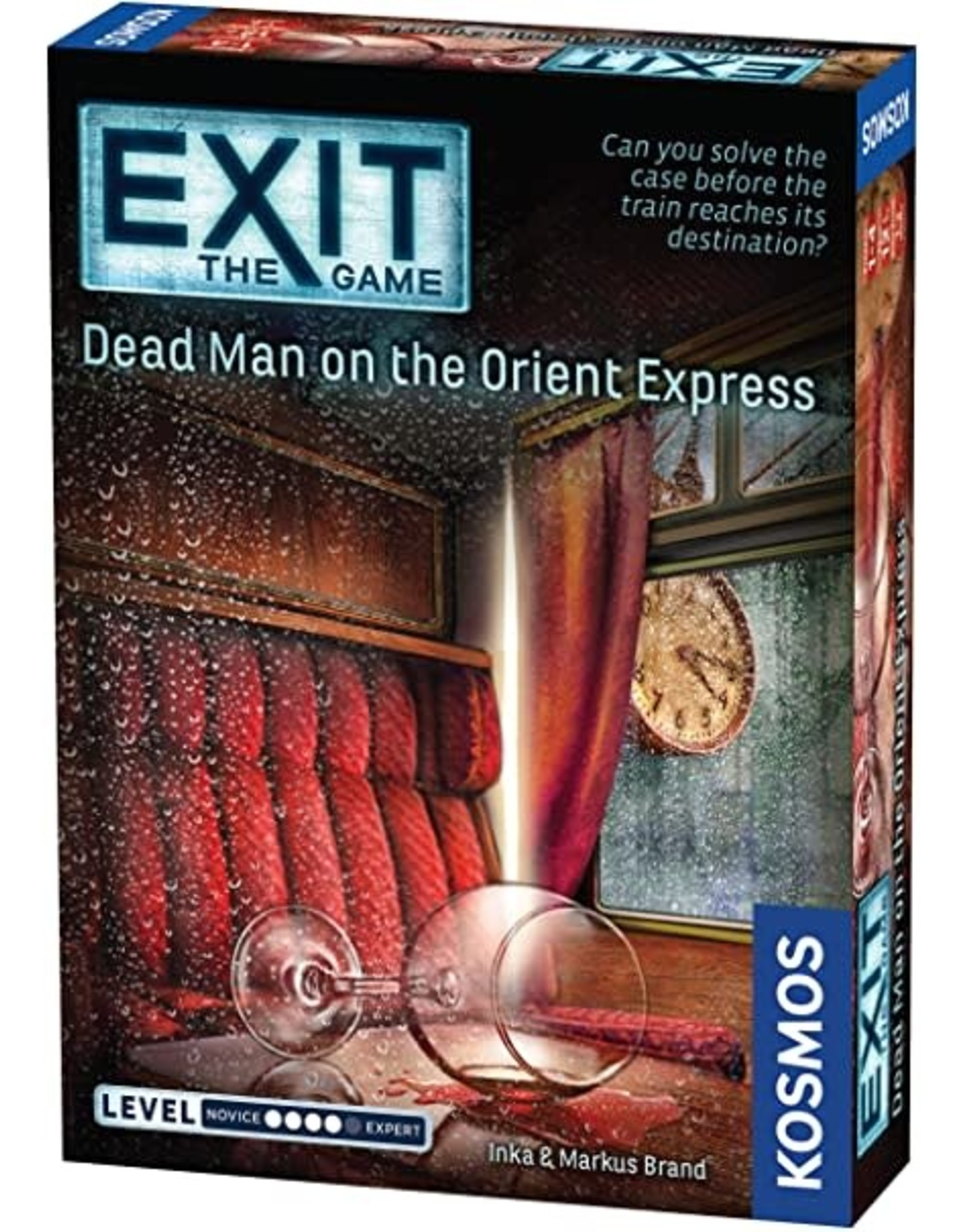 Thames & Kosmos Exit the Game: Dead Man On The Orient Express