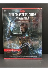 Guildmaster's Guide to Ravnica: Maps and Miscellany