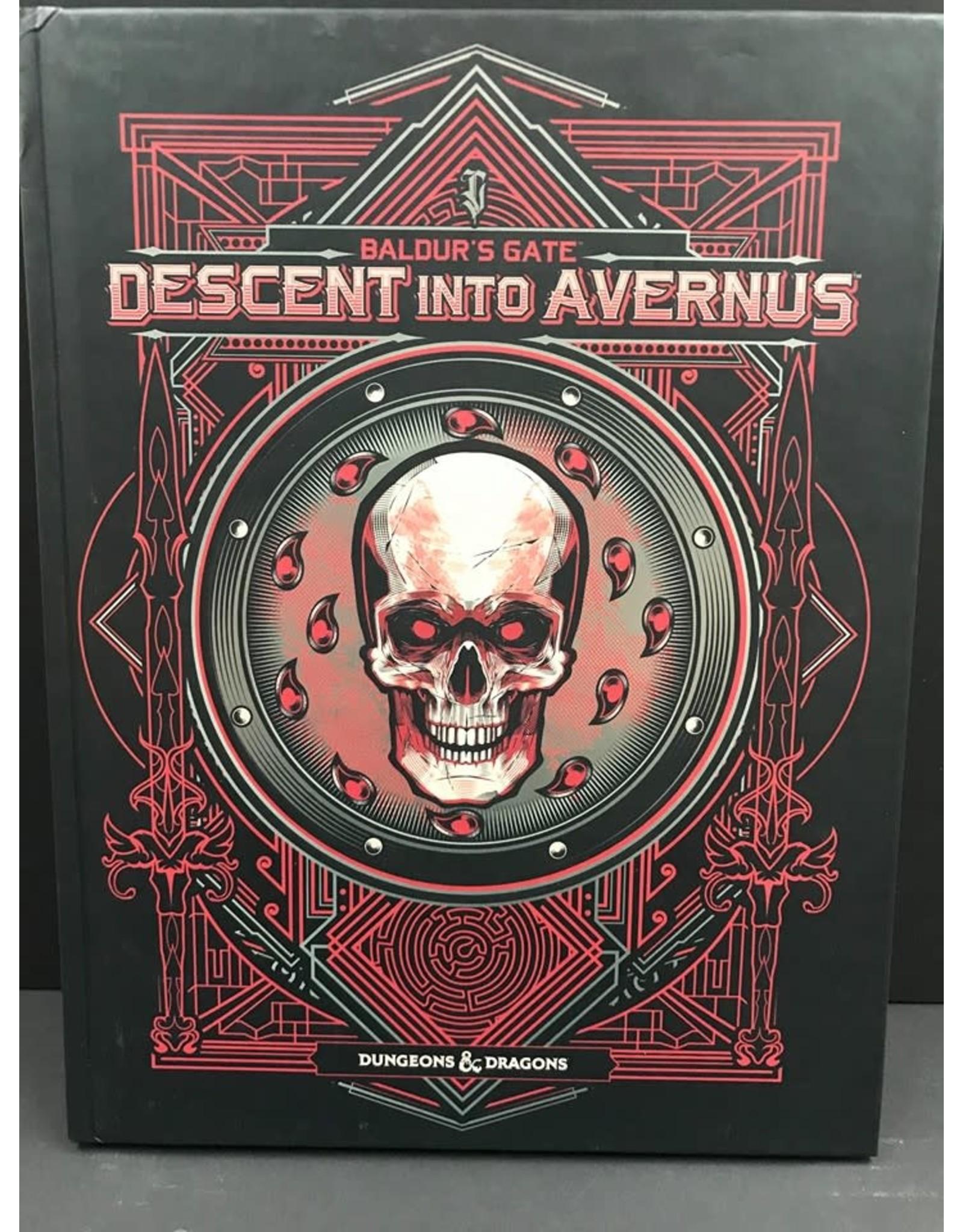 Baldur's Gate: Descent Into Avernus Deluxe Edition