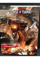 Dungeons and Dragons: Tyranny of Dragons 2 - The Rise of Tiamat