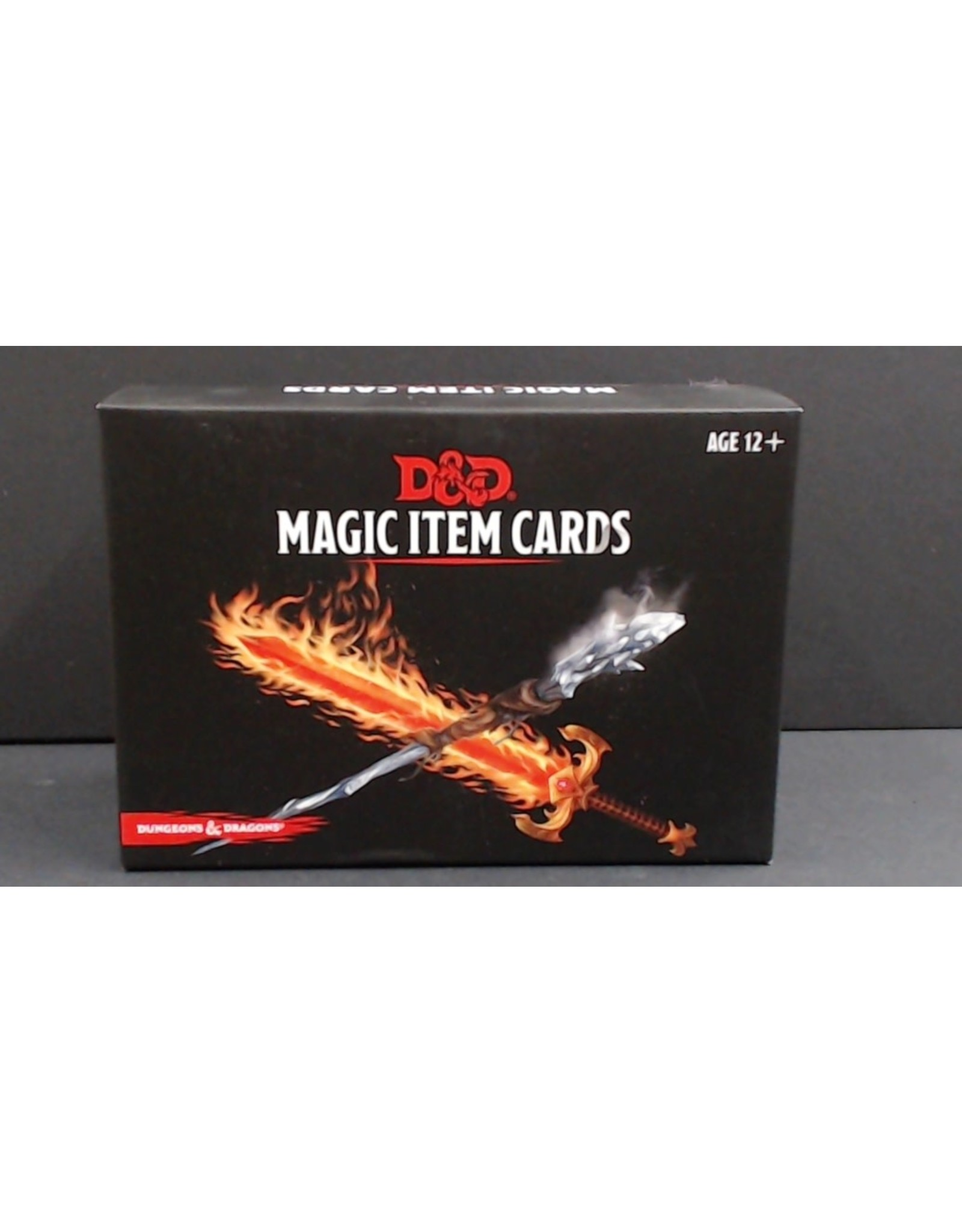 Gale Force 9 Dungeons and Dragons: Magic Item Cards