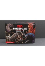 Dungeons and Dragons: Monster Cards - Challenge 6-16