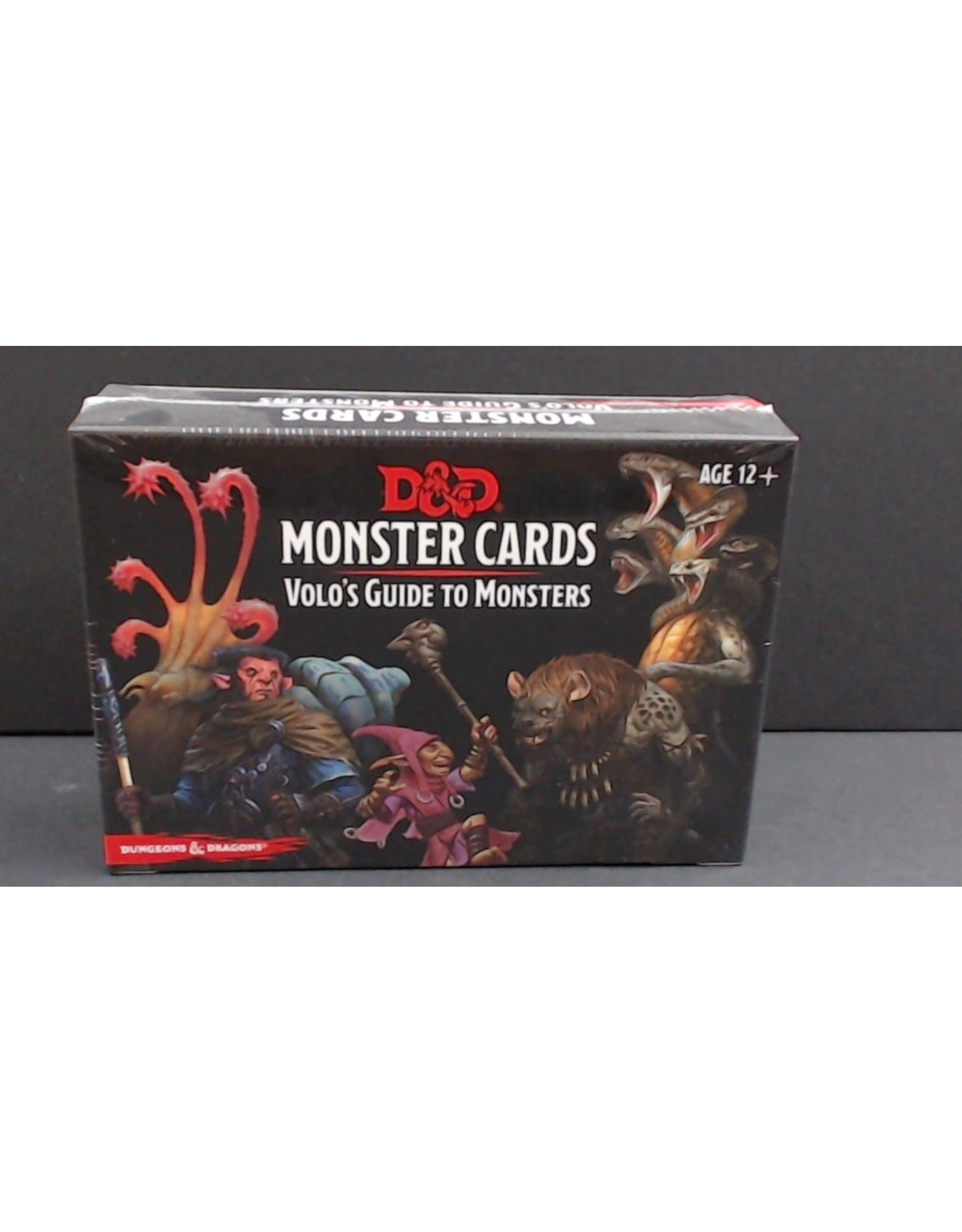 Dungeons and Dragons: Monster Cards - Volo's Guide to Monsters