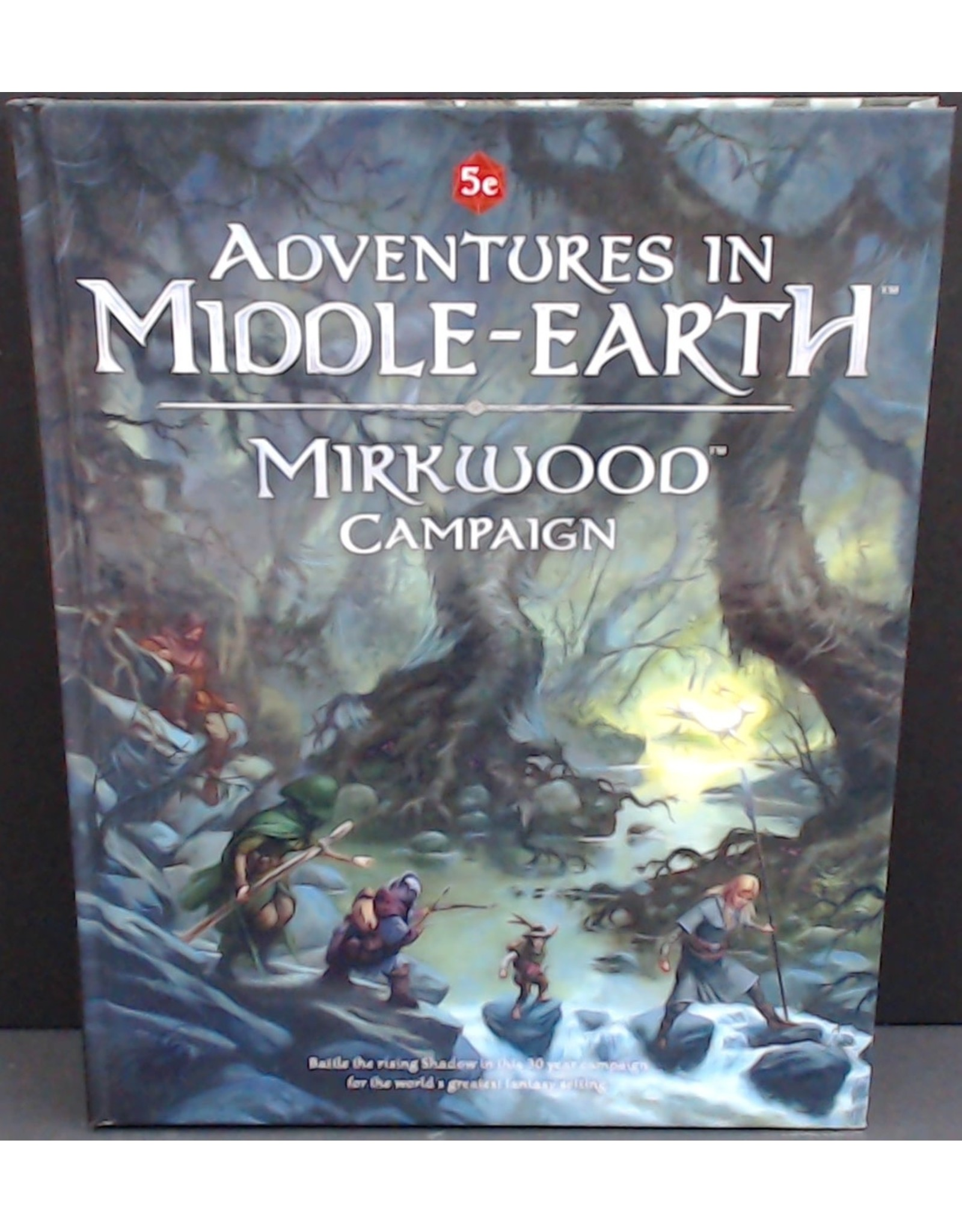 Adventures in Middle-Earth Mirkwood Campaign