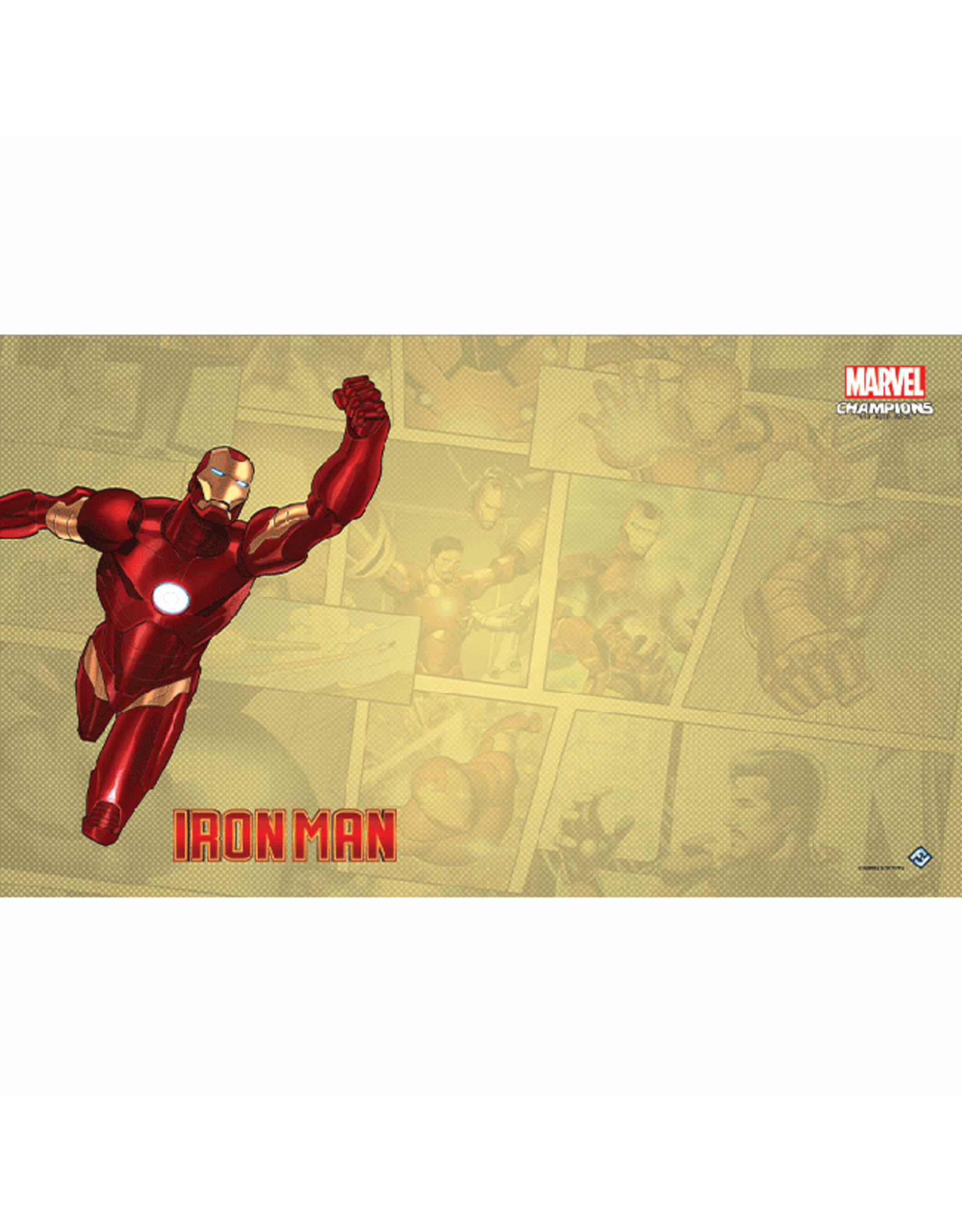 Fantasy Flight Marvel Champions Playmat