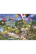 Gibsons Gibson Puzzles I Love the Country 1000 Pieces