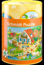 Schmidt Schmidt Coin Bank Puzzle 60