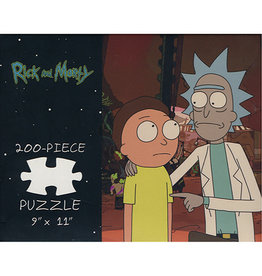 Rick and Morty Rickmancing the Stone 200
