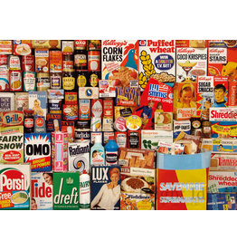 Gibsons Shopping Basket 40 Pc Puzzle