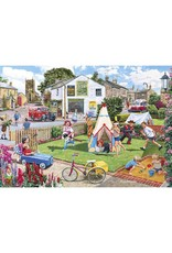 Gibsons Gibsons Wigwams & Woolly Hats 2 x 500 pieces