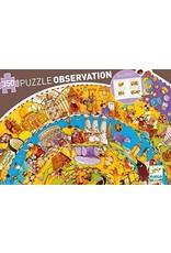 Djeco Puzzle - Observation 350 Pieces