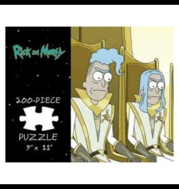 Rick and Morty Council of Ricks 200
