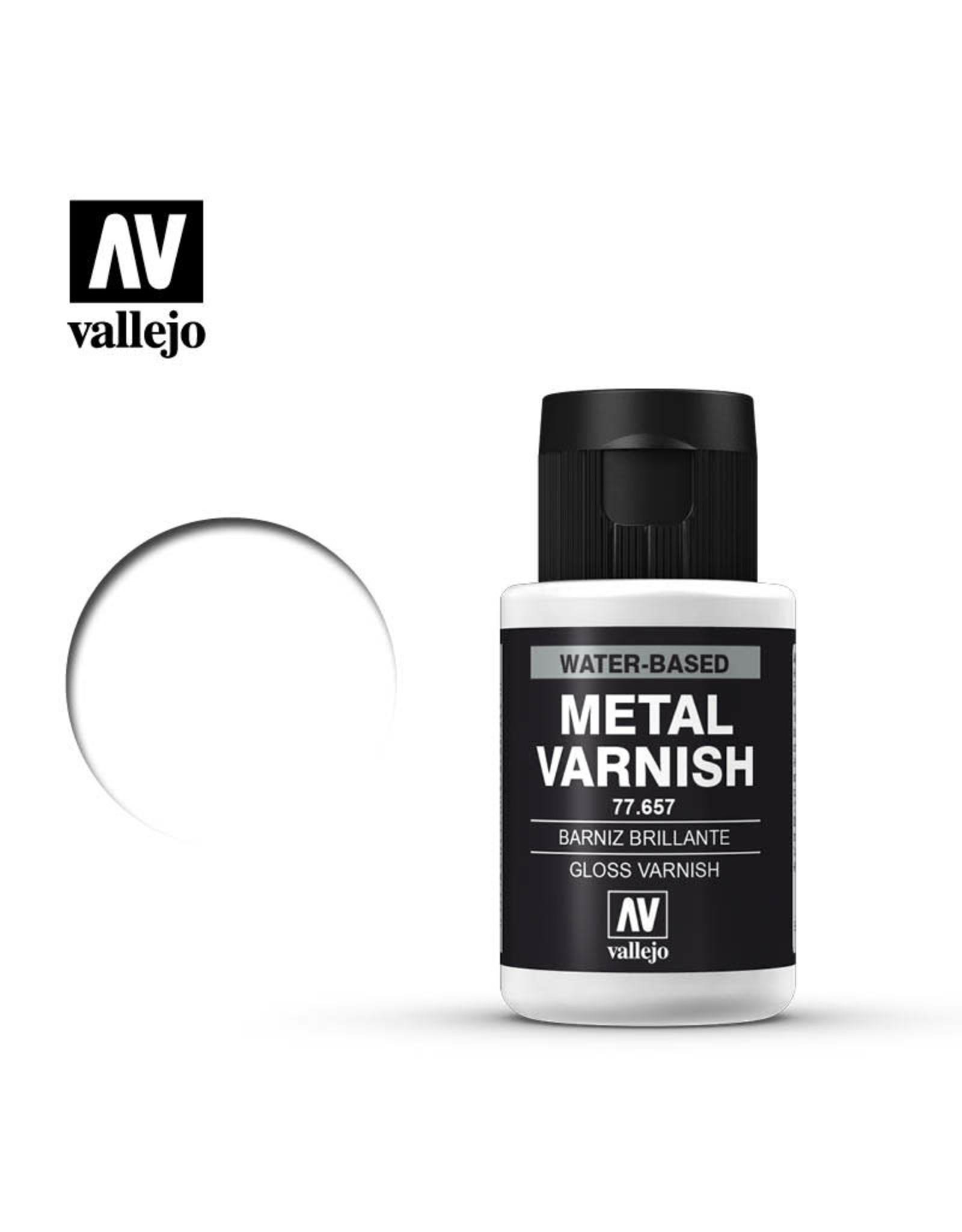 Vallejo Vallejo Metal Varnish