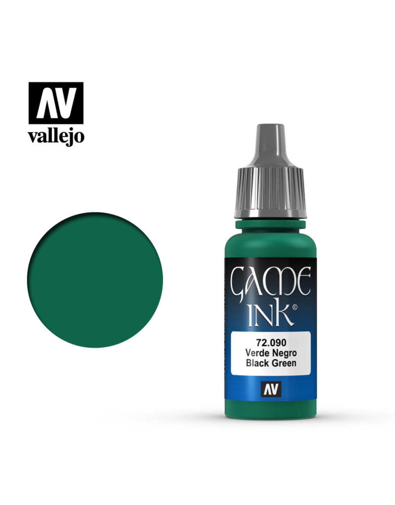 Vallejo Vallejo Game Ink