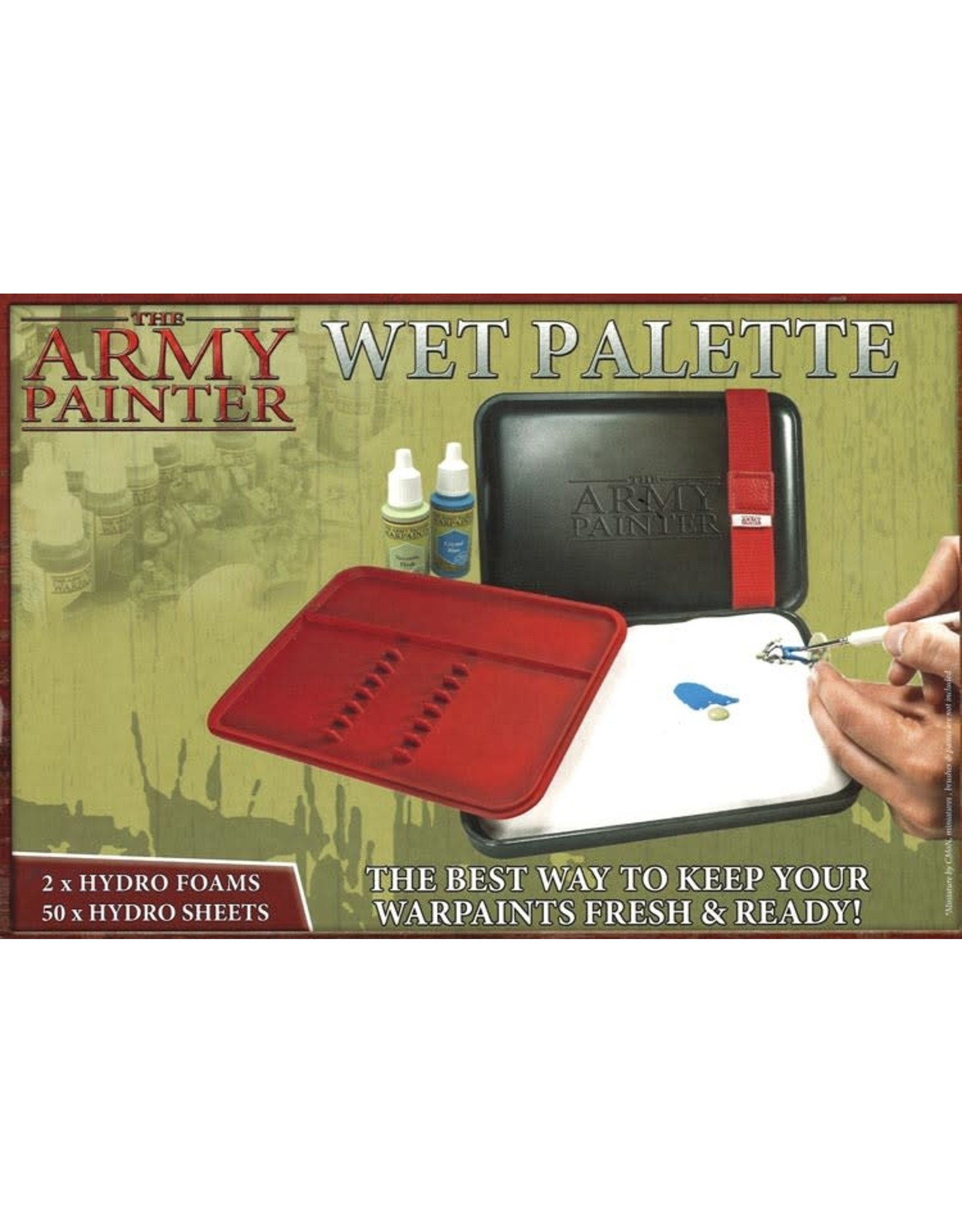 Army Painter The Army Painter Wet Palette