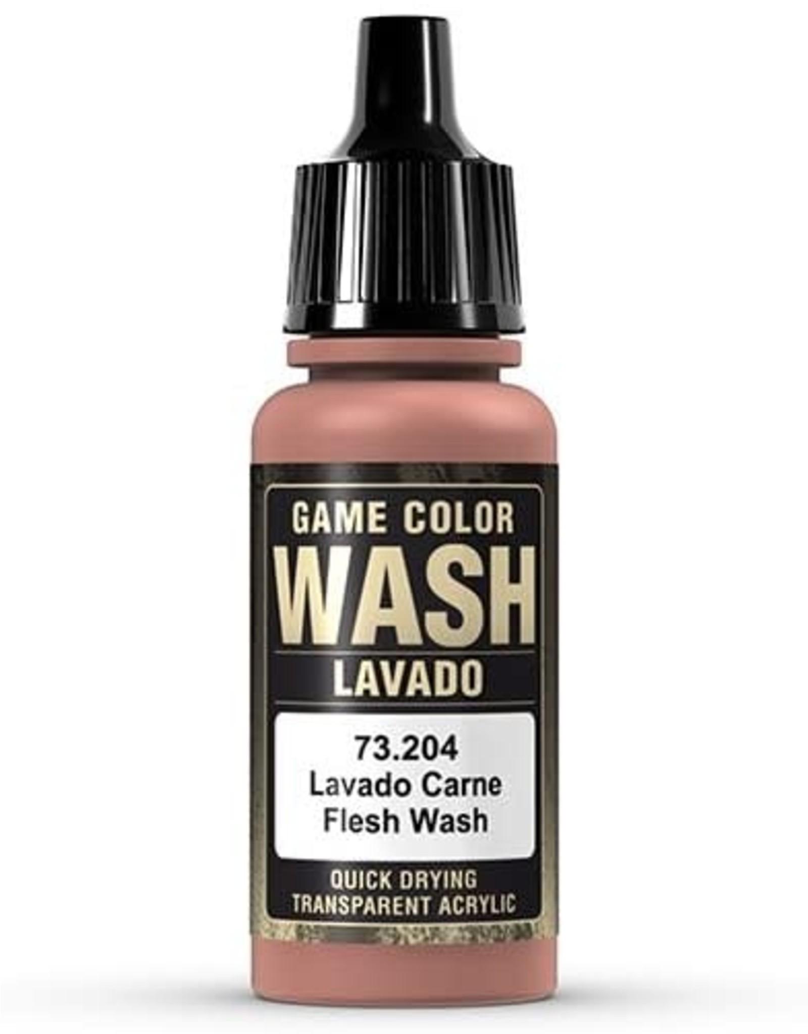 Vallejo Vallejo Game Wash