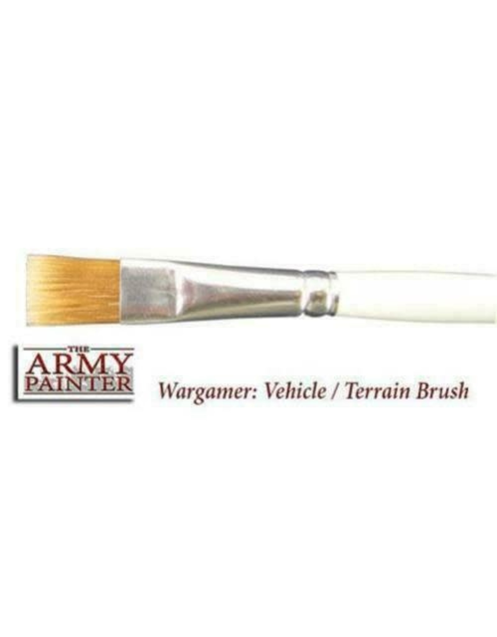 Army Painter Hobby: Wargamer: Vehicle/Terrain