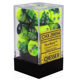 Chessex Chessex Gemini 16mm (12d6)