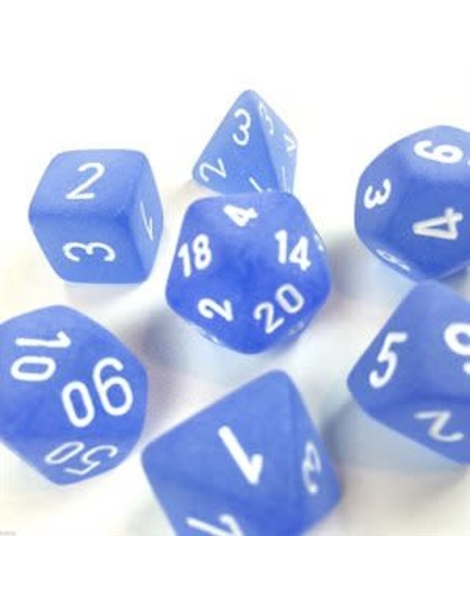 Chessex Chessex Frosted (7pc Set)