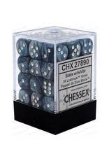 Chessex Chessex Lustrous 12mm (36d6)
