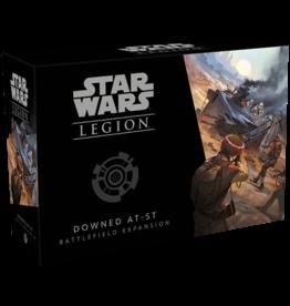 Fantasy Flight Legion Downed AT-ST Battlefield Expansion