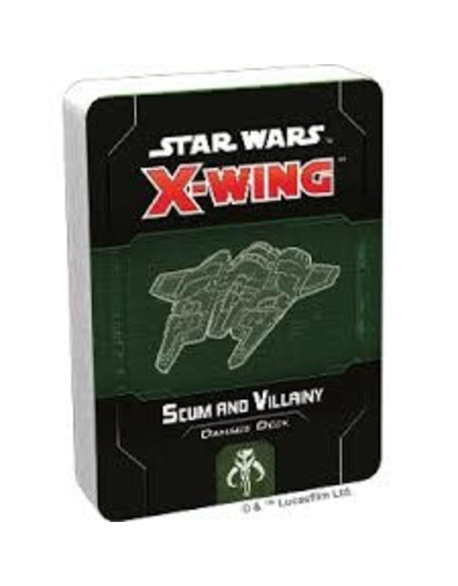 Fantasy Flight Star Wars X-Wing: Damage Deck