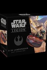Fantasy Flight Legion X-34 Landspeeder Unit Expansion