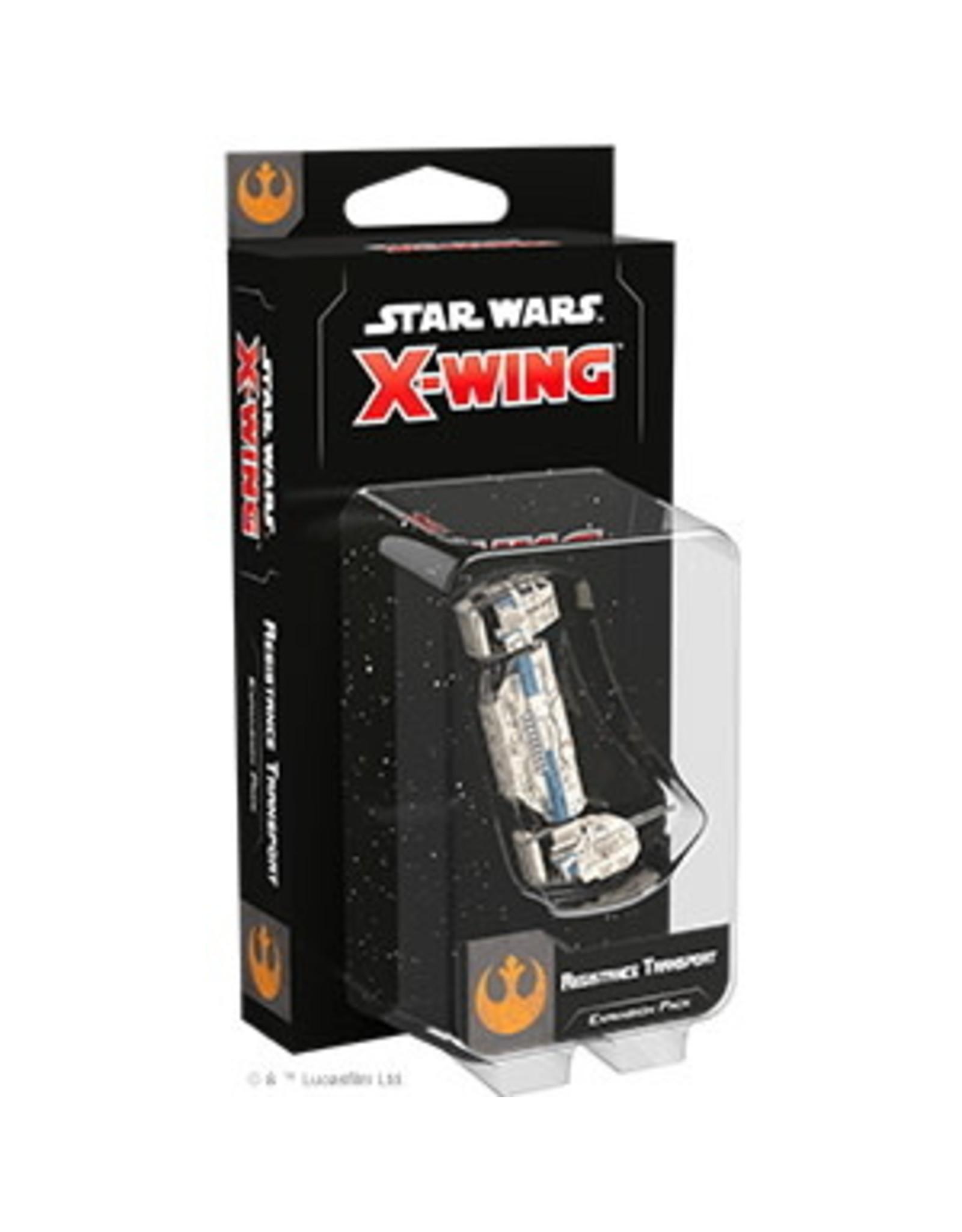 Fantasy Flight Star Wars X-Wing: Resistance Transport