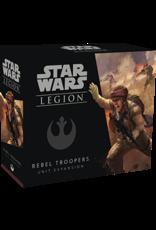 Fantasy Flight Legion Rebel Troopers Unit Expansion