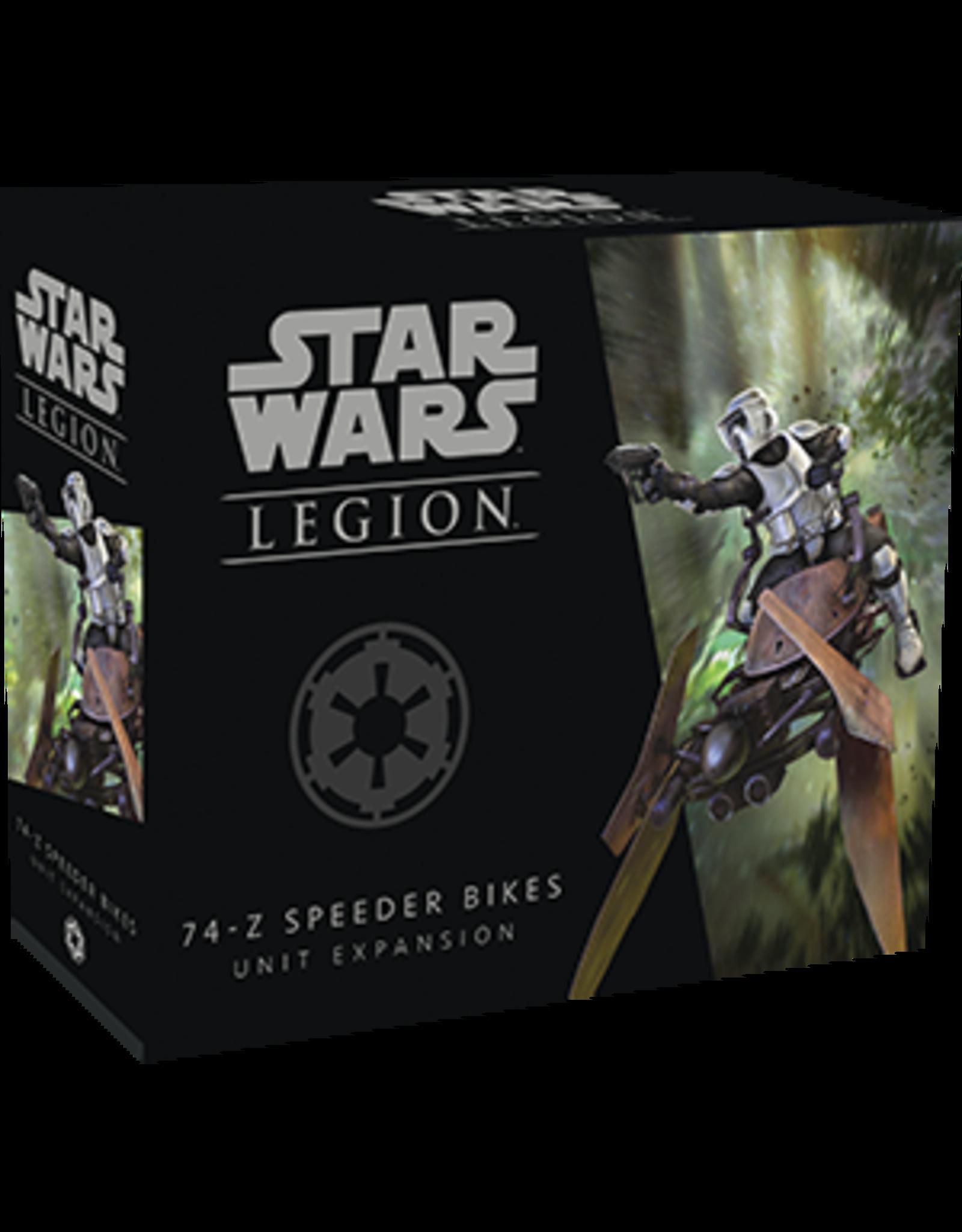 Fantasy Flight Legion 74-Z Speeder Bikes Unit Expansion