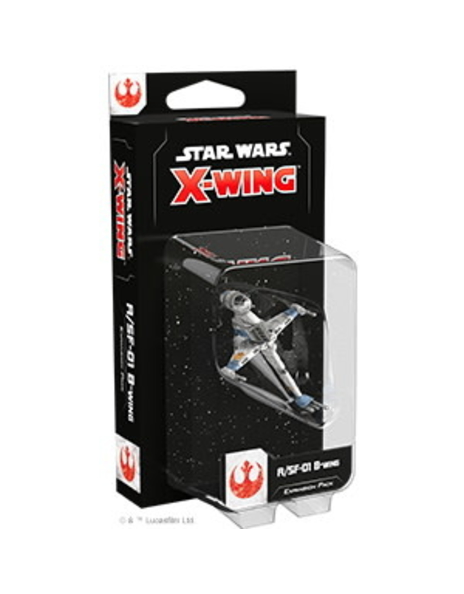 Fantasy Flight Star Wars X-Wing:  A/SF-01 B-Wing