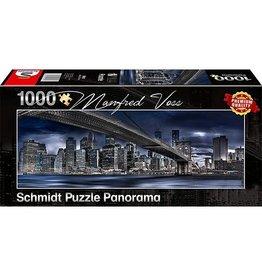 Schmidt Schmidt New York Dark Night 1000 Pcs