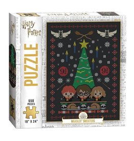 """USAopoly USAopoly Harry Potter """"Weasley Sweaters 550 Pcs"""