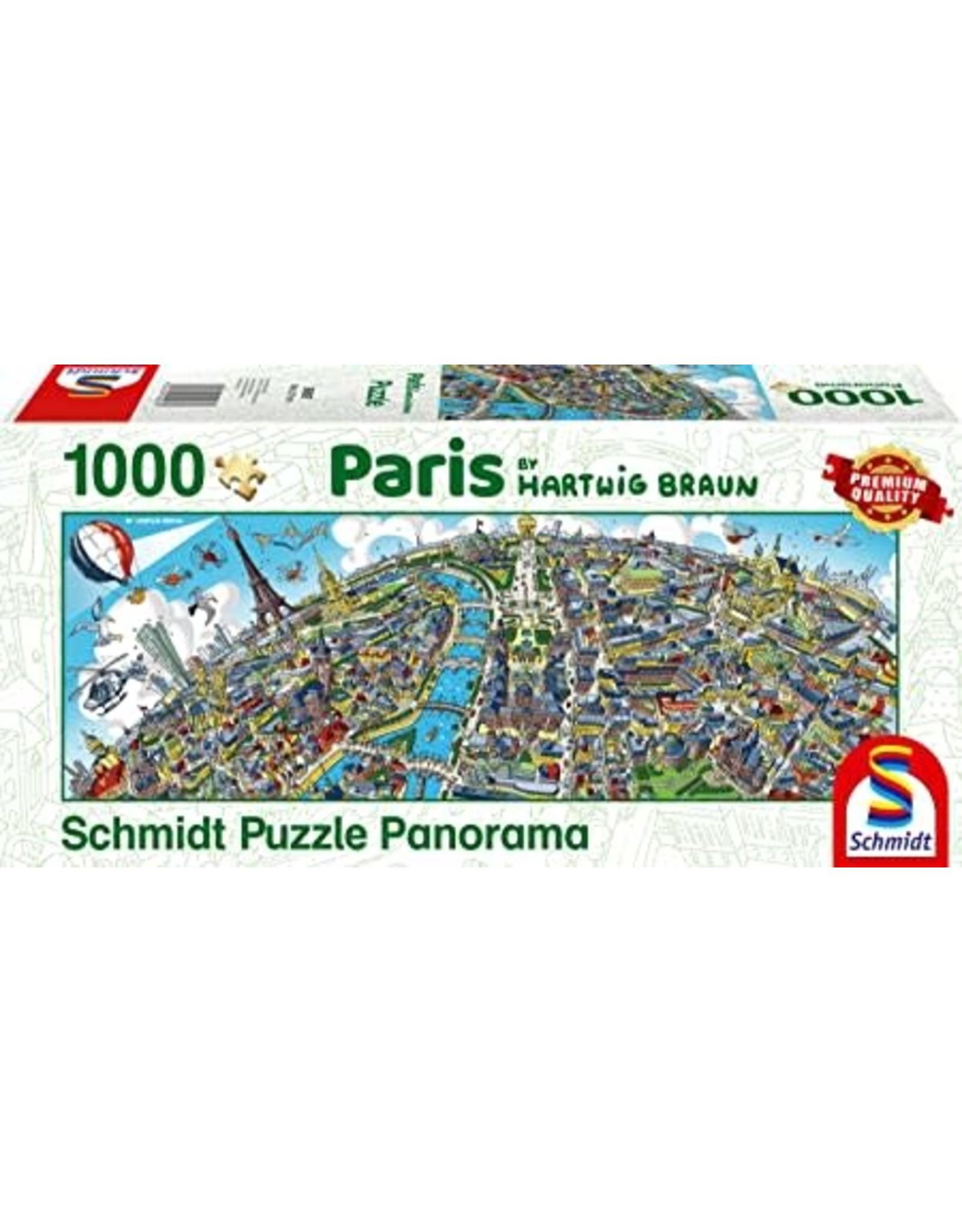 Schmidt Schmidt Paris 1000 Pieces