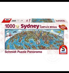 Schmidt Sidney 1000 Pieces