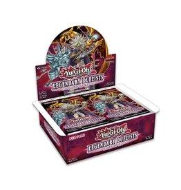 Konami Legendary Duelists - Rage of Ra Booster Box