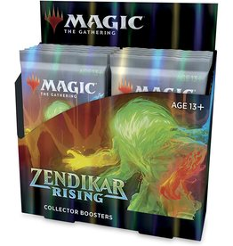 Wizards of the Coast Zendikar Rising Collector Booster Box