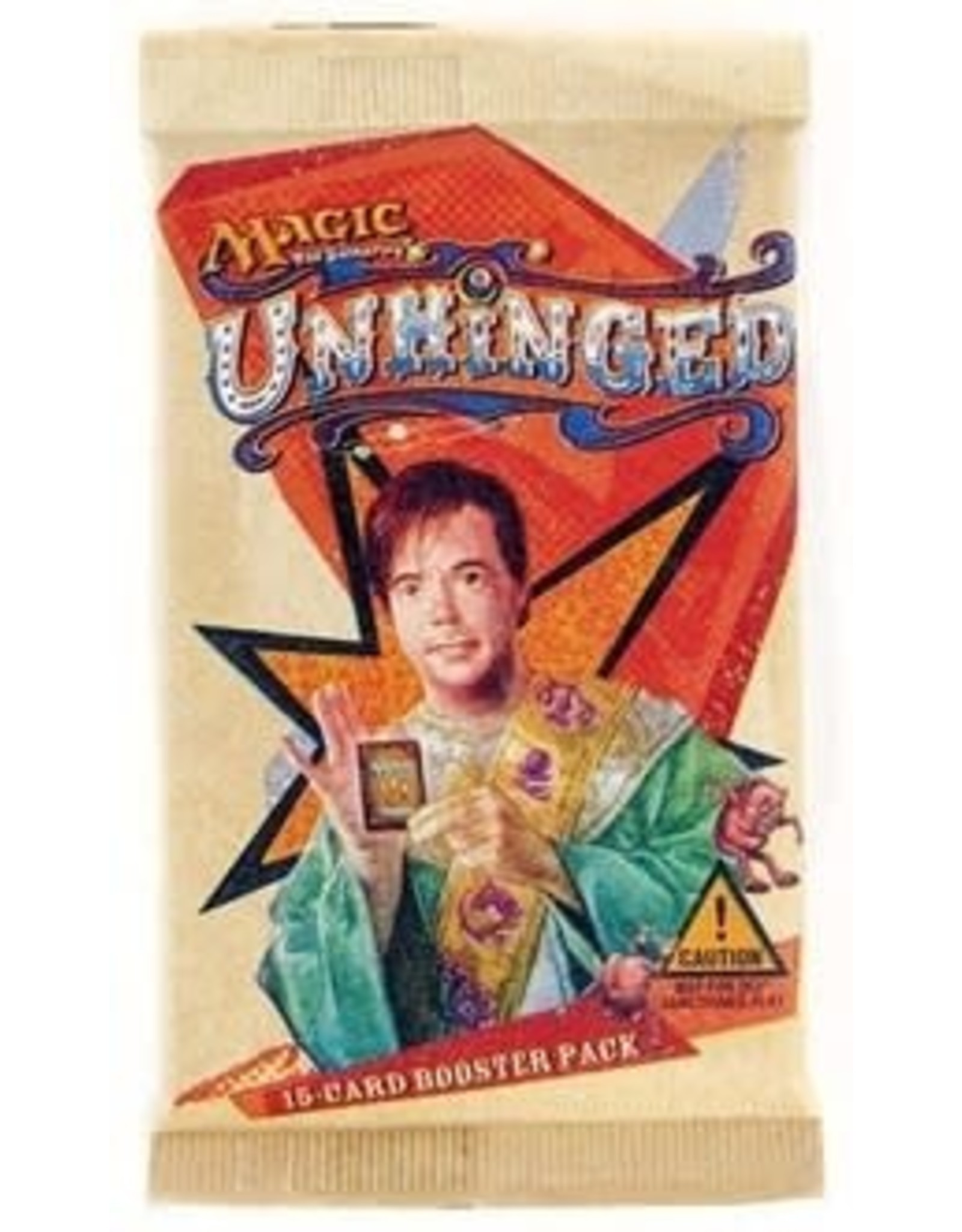 Wizards of the Coast Unhinged Booster Pack