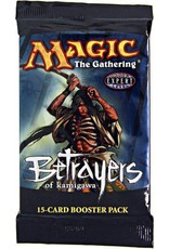 Wizards of the Coast Betrayers of Kamigawa Booster Pack