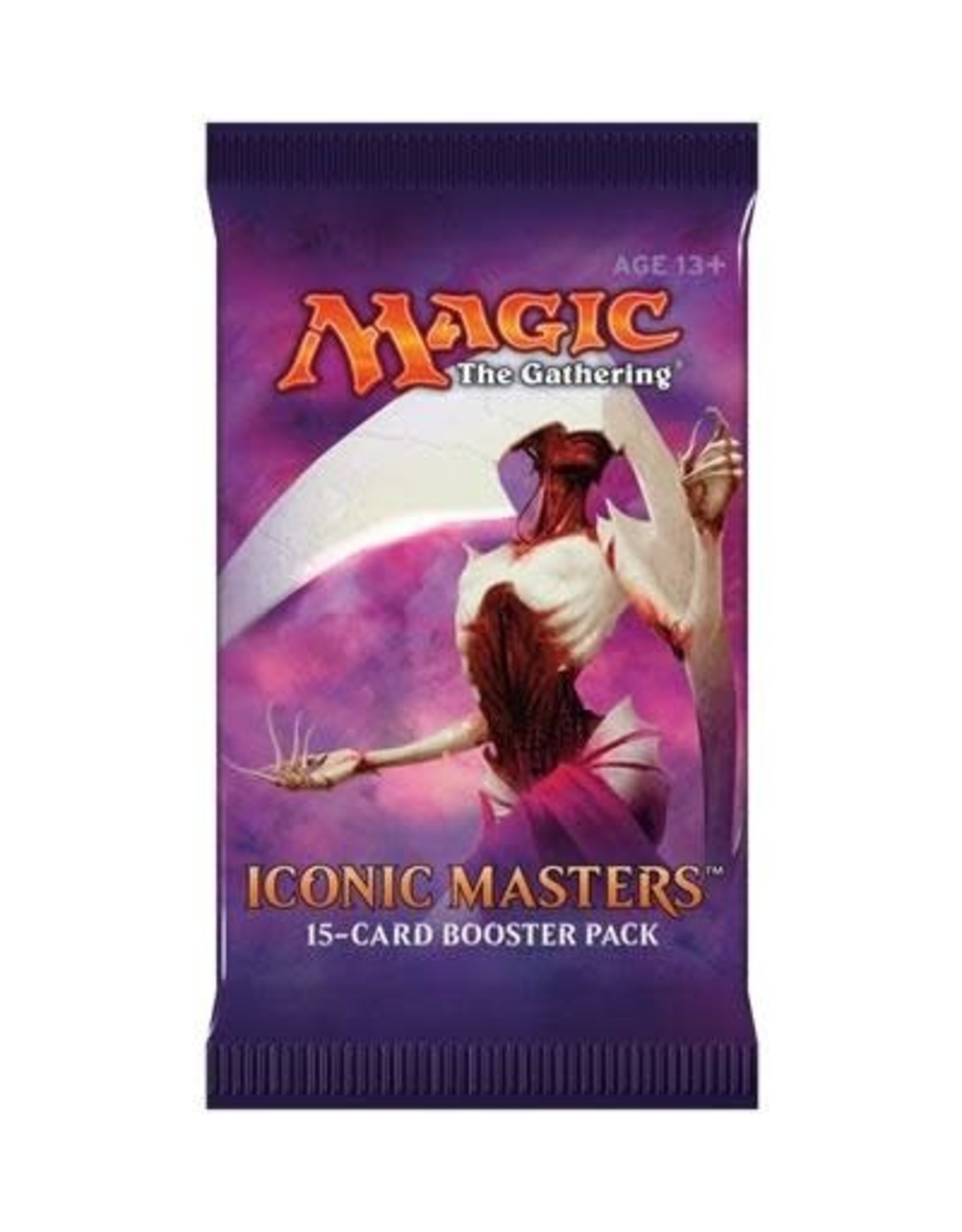 Wizards of the Coast Iconic Master Booster Pack
