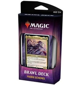 Wizards of the Coast Throne of Eldraine Brawl Deck