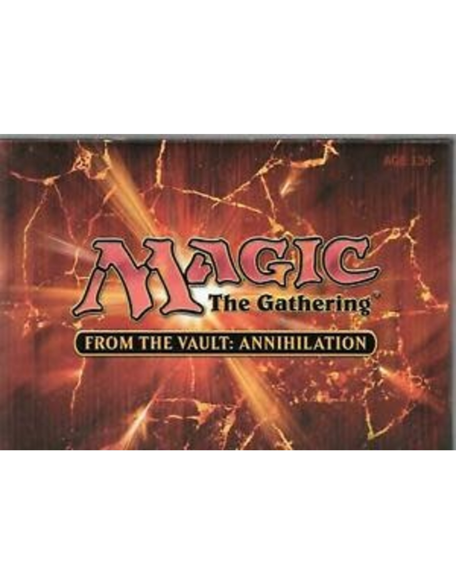 Wizards of the Coast From the Vault: Annihilation