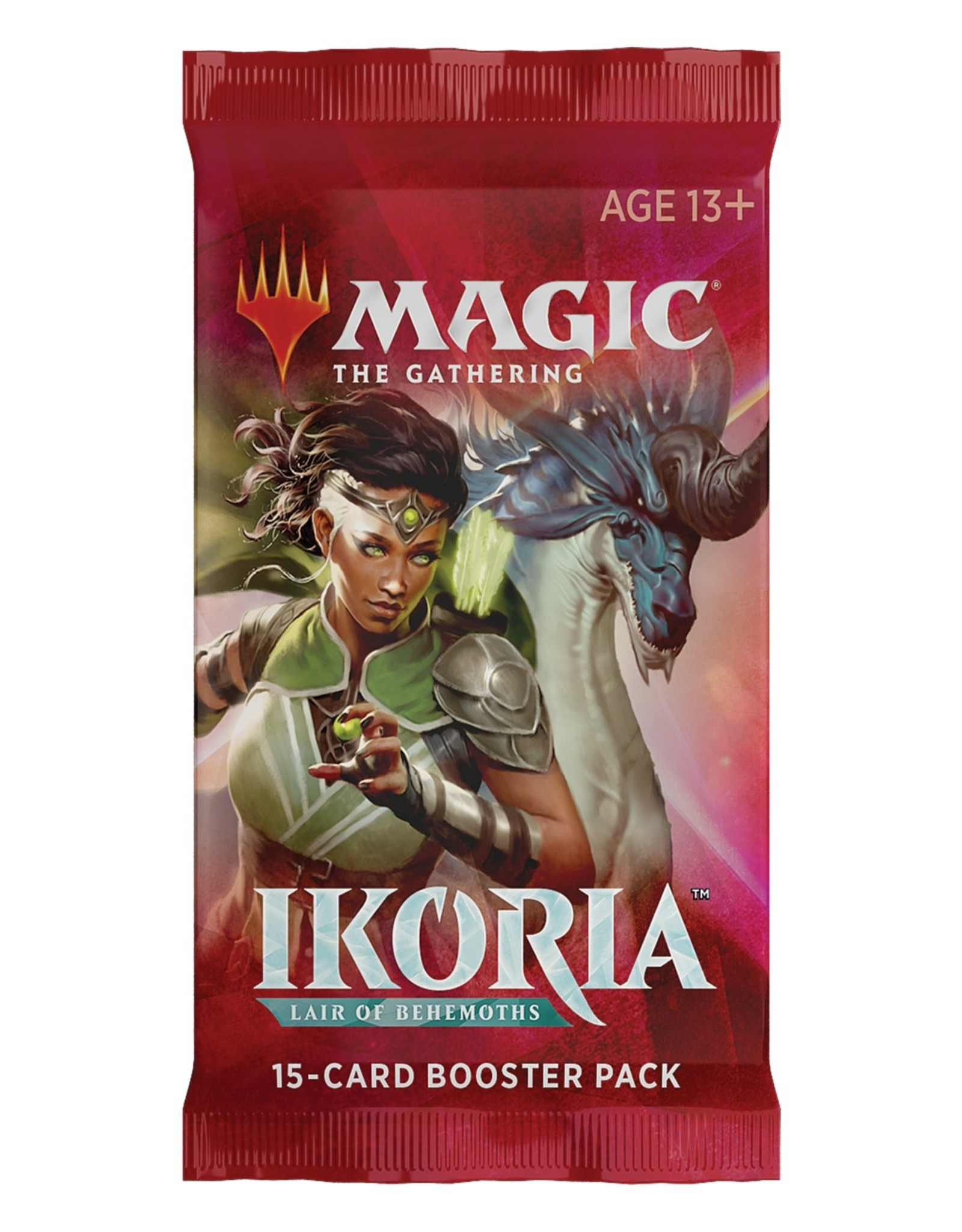 Wizards of the Coast Ikoria: Lair of Behemoths Draft Booster Pack