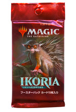Wizards of the Coast Ikoria: Lair of Behemoths Draft Booster Pack - Japanese