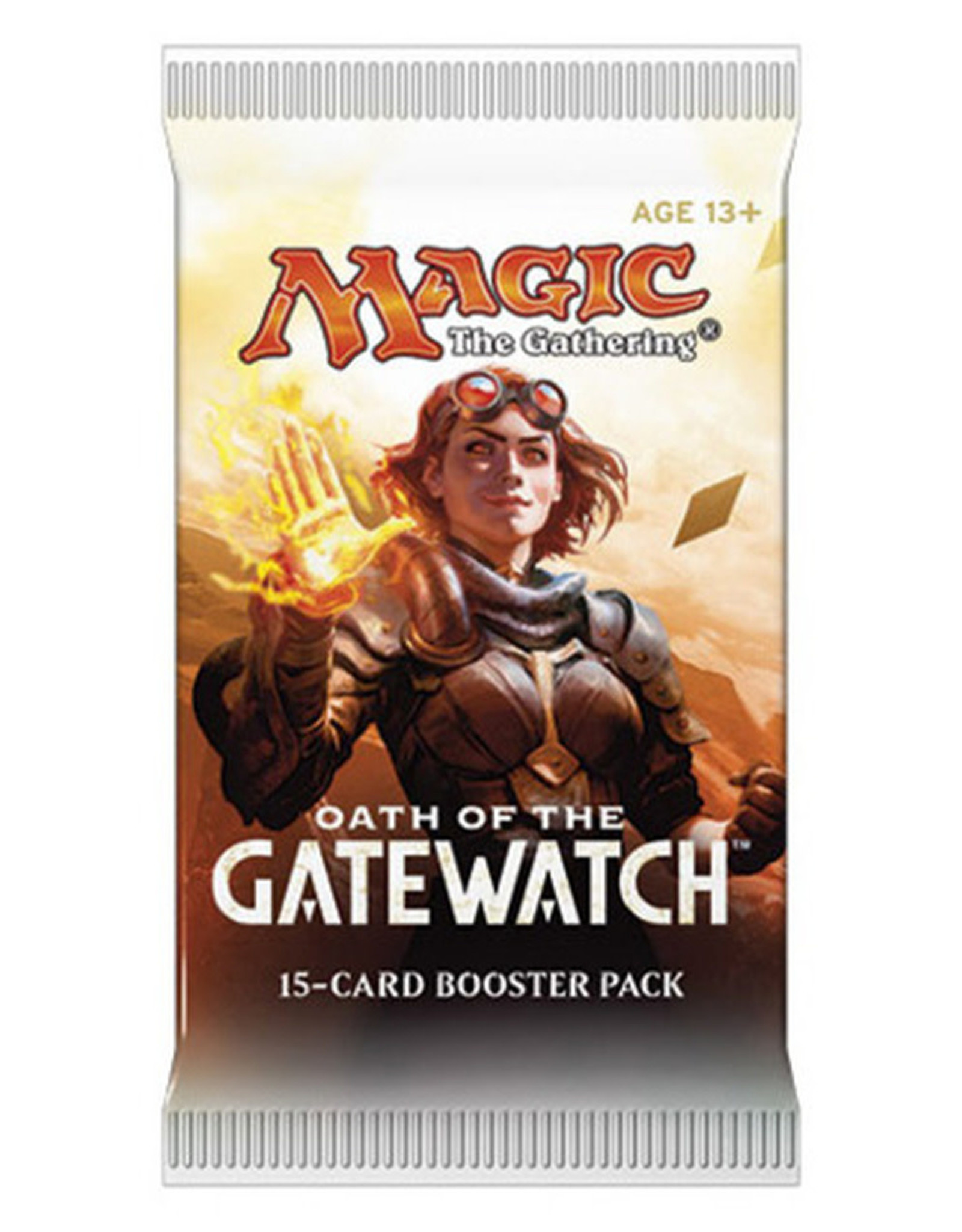Wizards of the Coast Oath of the Gatewatch Booster Pack