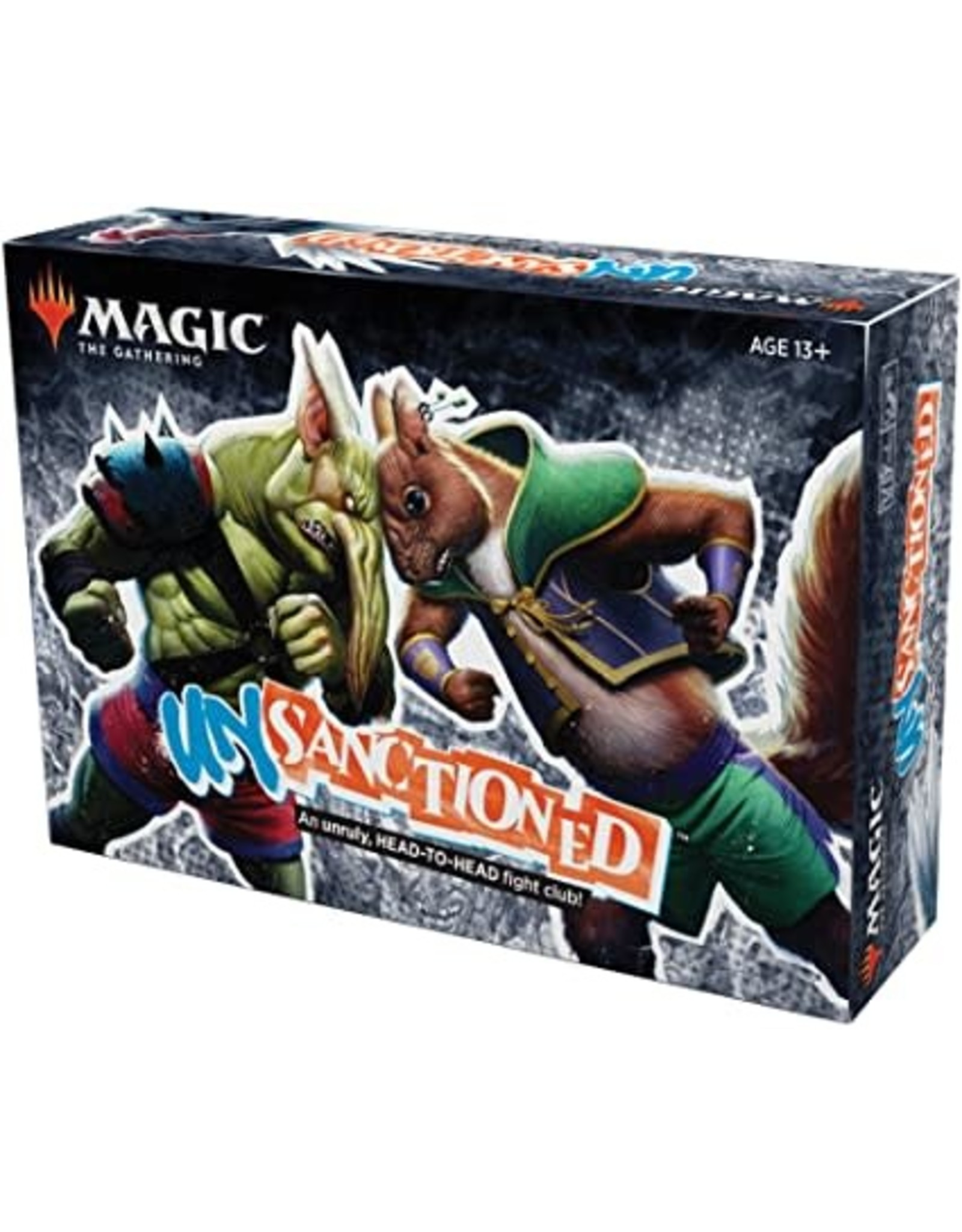 Wizards of the Coast Unsanctioned
