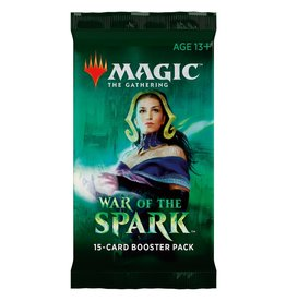 Wizards of the Coast War of the Spark Draft Booster Pack