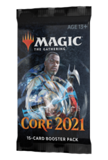 Wizards of the Coast Core Set 2021 Draft Booster Pack
